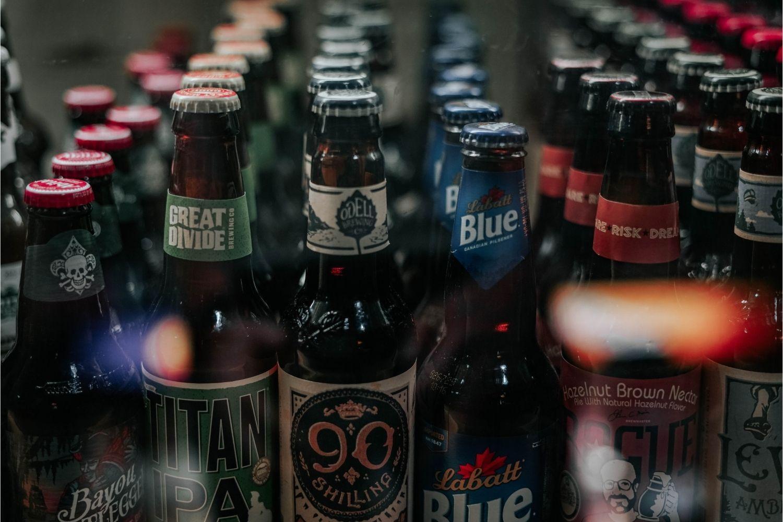 Denver Dog-friendly Restaurants - beer
