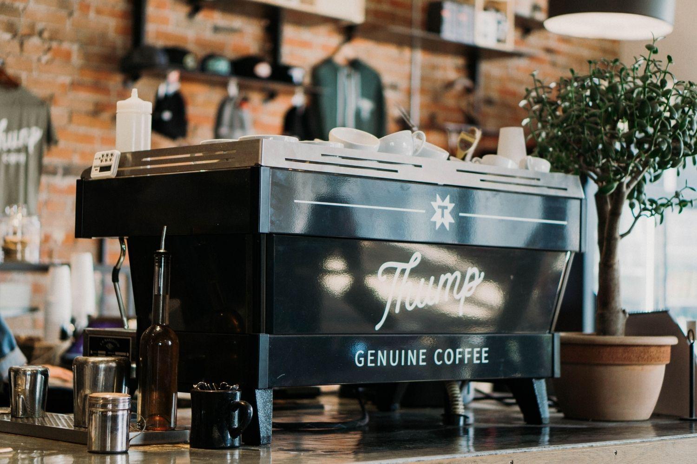 Denver Dog-friendly Restaurants - coffee