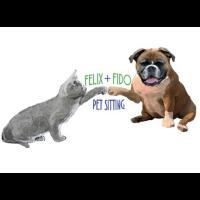 Felix and Fido Logo