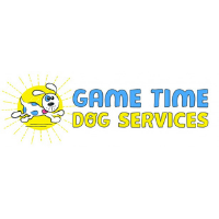 Game Time Dog Services Logo