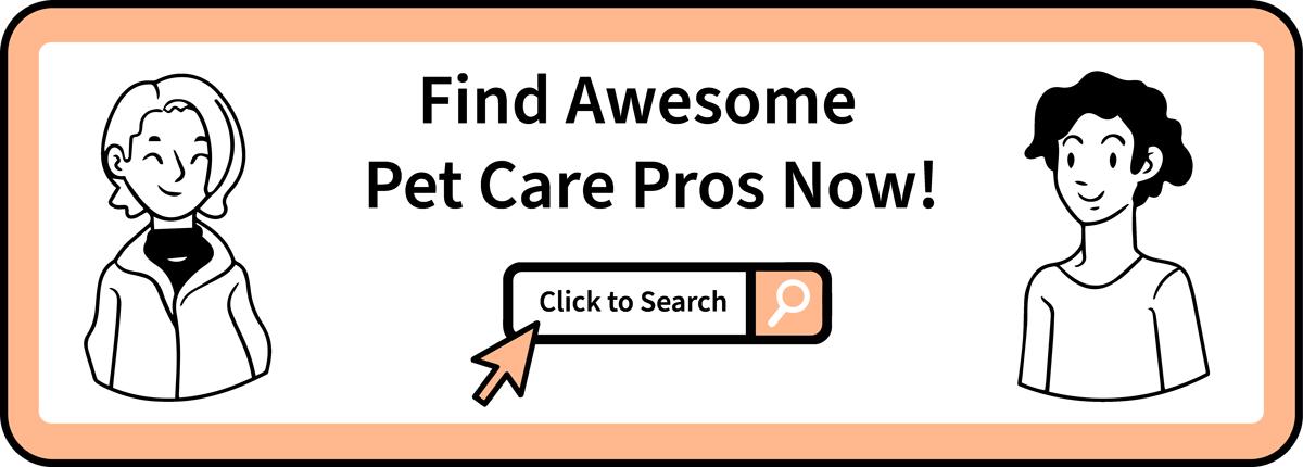 Find Local Pet Care - Pet Sitter
