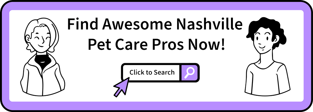 Find Local Pet Care - Nashville CTA