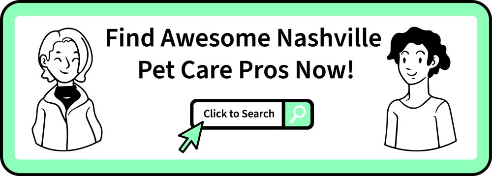 Find Local Pet Care - Nashville CTA