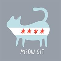 Meow Sit Logo