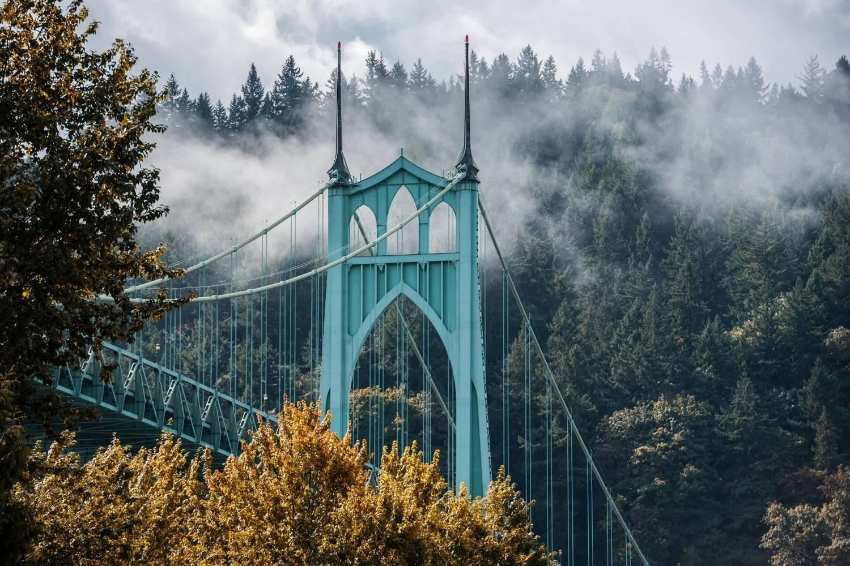 Portland Dog Parks - Bridge