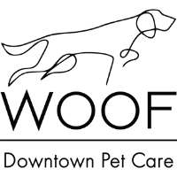 WOOF Downtown Logo