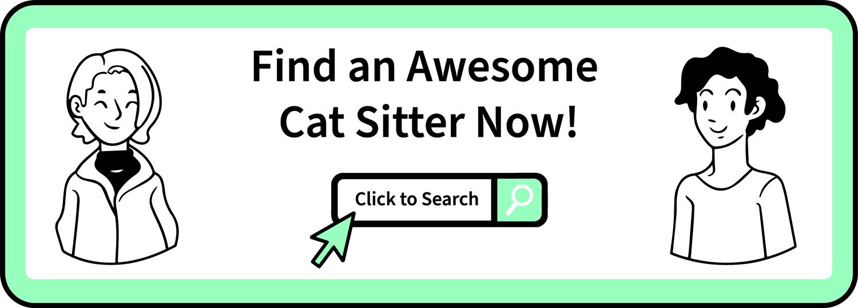 Find Local Pet Care - Cat Sitter