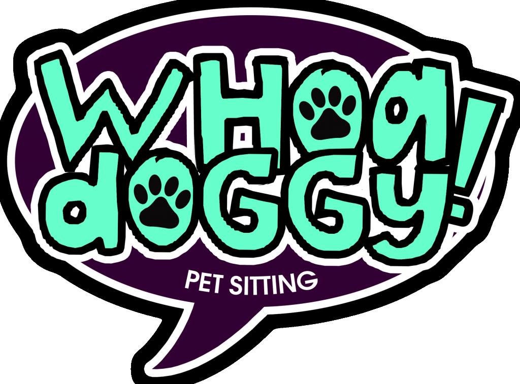 pet sitter logo